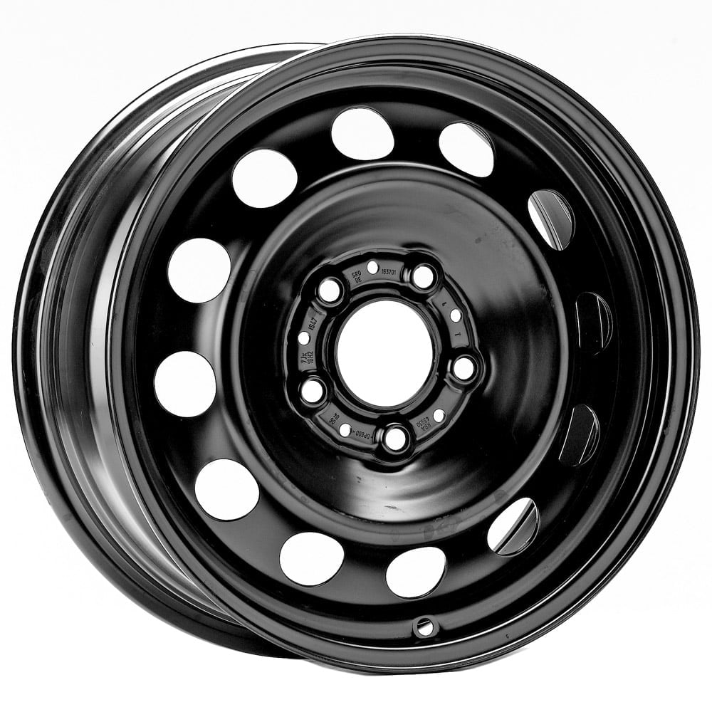 Steel 17023 7.5x17 5x108 ET53 63.3 Black or grey rim