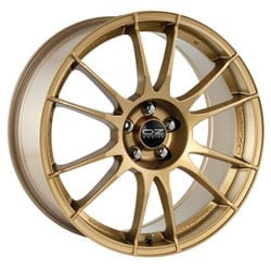 Cerchi OZ Ultraleggera GOLD