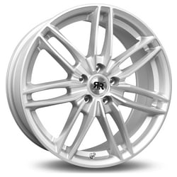 Racer Edition Light 7.5x17 5x114.3 ET35 66.1 Silber Felge